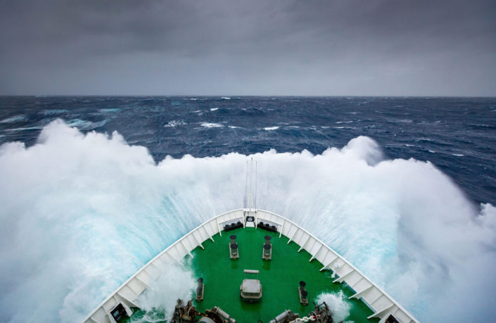 Drake Passage, David Merron