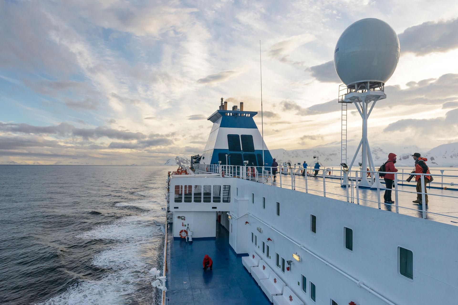 Antarctica Gerlache Strait